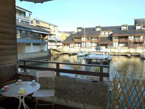 Apartment Les Marinas.7, Appartamenti  Deauville - big - 5