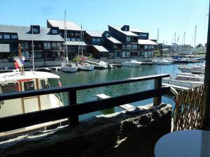 Apartment Les Marinas.7, Appartamenti  Deauville - big - 4