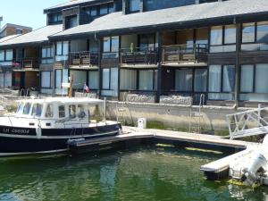 Apartment Les Marinas.7, Appartamenti  Deauville - big - 3