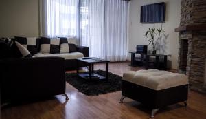 Quito Azul, Apartmanok  Quito - big - 13