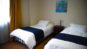 Quito Azul, Apartmanok  Quito - big - 19