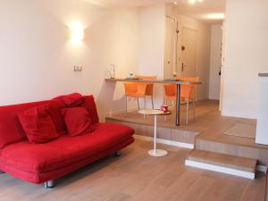 Apartment Les Marinas.6, Apartmány  Deauville - big - 12