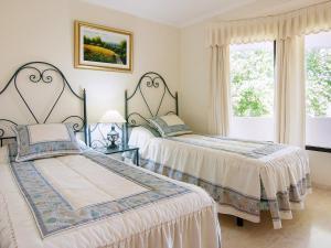 Apartment Jardines de Las Chapas, Apartmanok  Marbella - big - 9