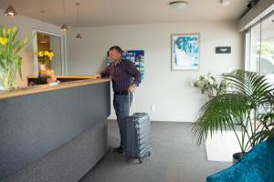 Airport Motor Lodge, Мотели  Веллингтон - big - 33