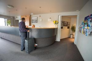Airport Motor Lodge, Мотели  Веллингтон - big - 31