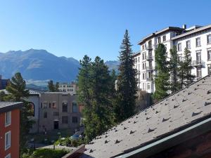 Apartment Chesa Stiffler Veglia I, Apartments  Pontresina - big - 10