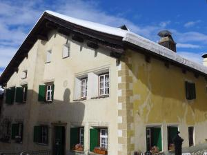 Apartment Chesa Stiffler Veglia I, Apartments  Pontresina - big - 16