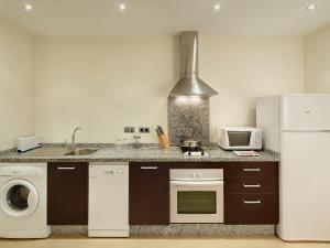 Apartment in Estepona, frontbeach apartment, Appartamenti  Estepona - big - 11
