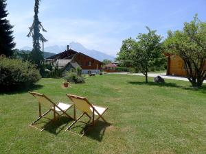 Chalet Chalet Lorila, Holiday homes  Arveyes - big - 15