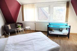 Gästehaus Zum Surgrund, Vendégházak  Cuxhaven - big - 48