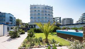 Hotel Acapulco, Hotel  Milano Marittima - big - 17