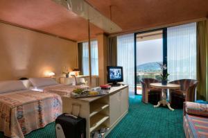 Hotel Sollievo, Szállodák  Montegrotto Terme - big - 12