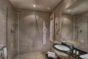 Hotel Sollievo, Szállodák  Montegrotto Terme - big - 23