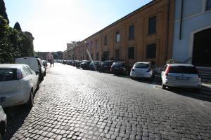 Residenza San Teodoro, Apartmanok  Róma - big - 18