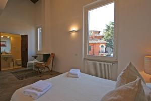 Residenza San Teodoro, Apartmanok  Róma - big - 27