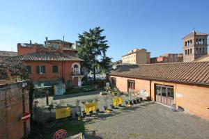 Residenza San Teodoro, Apartmanok  Róma - big - 17