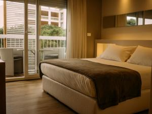 Hotel Saraceno, Отели  Морской Милан - big - 19