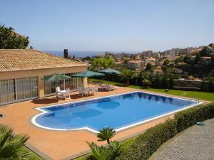Villa Quinta da Achada, Dovolenkové domy  Funchal - big - 7