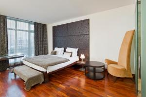 Mamaison All-Suites Spa Hotel Pokrovka, Hotely  Moskva - big - 21