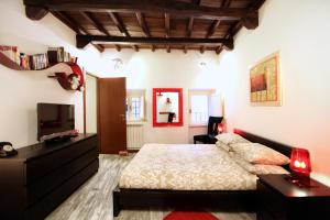 Giubbonari Lotus, Апартаменты  Рим - big - 1