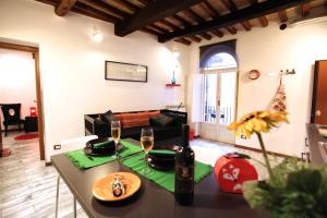 Giubbonari Lotus, Апартаменты  Рим - big - 7