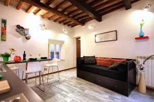 Giubbonari Lotus, Апартаменты  Рим - big - 12