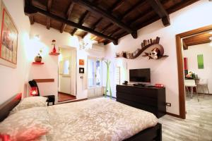 Giubbonari Lotus, Appartamenti  Roma - big - 9