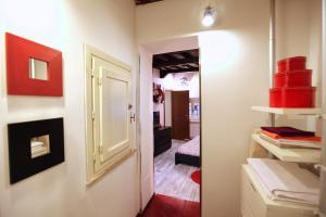 Giubbonari Lotus, Апартаменты  Рим - big - 5