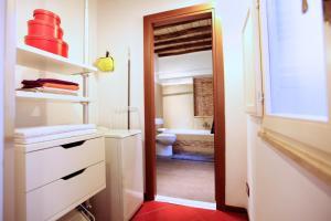 Giubbonari Lotus, Апартаменты  Рим - big - 4
