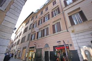 Giubbonari Lotus, Апартаменты  Рим - big - 15