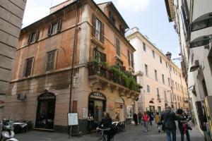 Giubbonari Lotus, Апартаменты  Рим - big - 13