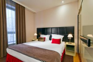 Mamaison All-Suites Spa Hotel Pokrovka, Hotely  Moskva - big - 16