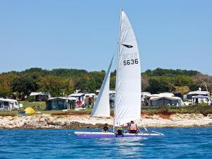 Holiday Home Camping Resort Kažela.4, Case vacanze  Medulin - big - 8