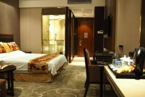 Jintailong International Hotel, Hotely  Nanjing - big - 11