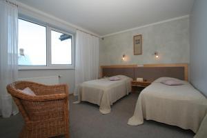 Hotel Santa, Отели  Сигулда - big - 2