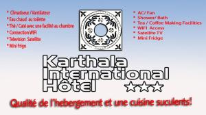 Karthala International Hotel, Hotels  Shendini - big - 21