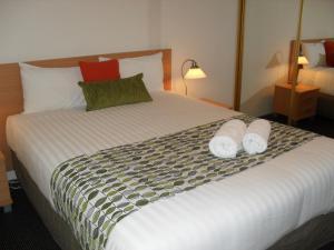 Beaches Serviced Apartments, Aparthotels  Nelson Bay - big - 21