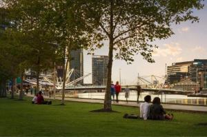 Melbourne Holiday Apartments South Wharf, Apartments  Melbourne - big - 9