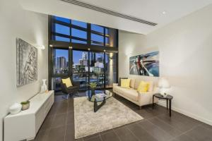 Melbourne Holiday Apartments South Wharf, Apartments  Melbourne - big - 3