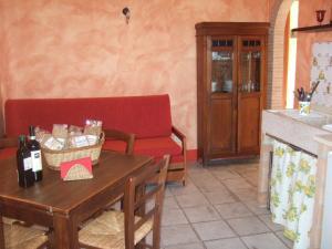 Agriturismo QuartoPodere, Farmházak  Magliano in Toscana - big - 26