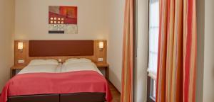 Hotel Restaurant Zum Schwan, Szállodák  Mettlach - big - 13