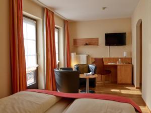 Hotel Restaurant Zum Schwan, Hotel  Mettlach - big - 7