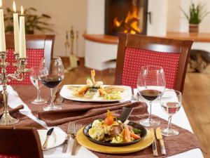 Hotel Restaurant Zum Schwan, Hotely  Mettlach - big - 41