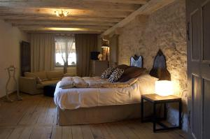 La Cour Pavee, Bed & Breakfast  Genolier - big - 4