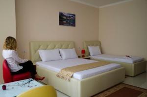 Ikea Hotel, Hotely  Tirana - big - 12