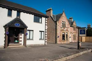 Alban and Abbey House, Vendégházak  Inverness - big - 58