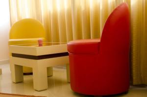 Ikea Hotel, Hotels  Tirana - big - 25