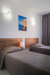Résidence Les Calanques, Aparthotels  Ajaccio - big - 55