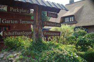 Landhaus Absalonshorst, Hotel  Lubecca - big - 14