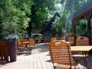 Landhaus Absalonshorst, Hotel  Lubecca - big - 32